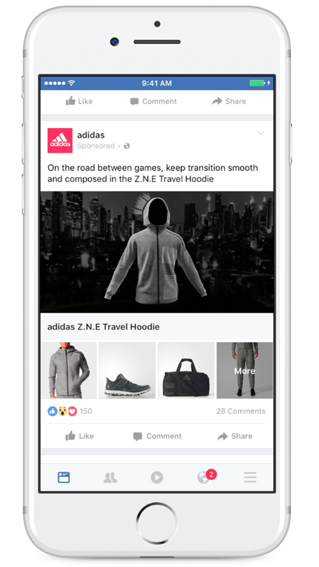 """Collection Ad"" von Adidas"
