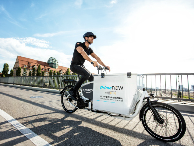 Prime Now in München