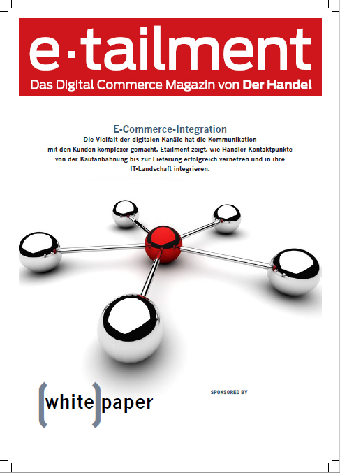 Cover des Whitepaper E-Commerce-Integration