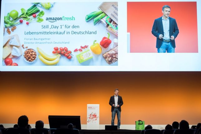 """Werden Sie mein Kollege."" Amazon-Fresh-Chef Florian Baumgartner als Headhunter."