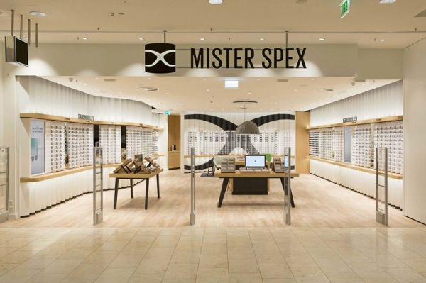 Mister Spex-Laden in Essen.