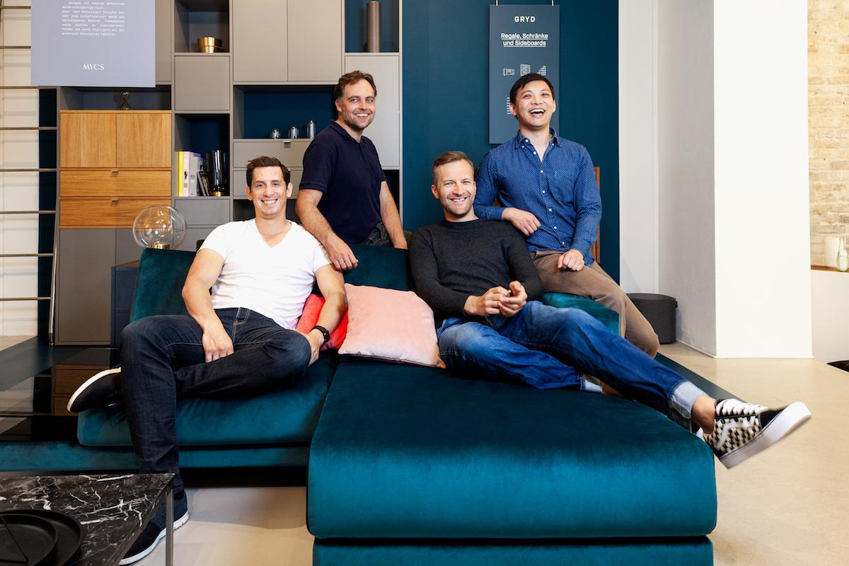 Start Ups Mycs Der Weg Zum Individuellen Designermöbel