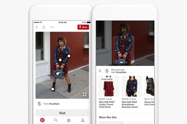 """Shop the look"" bei Pinterest"