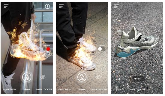 Innovation Wie Puma und Co Augmented Reality zum