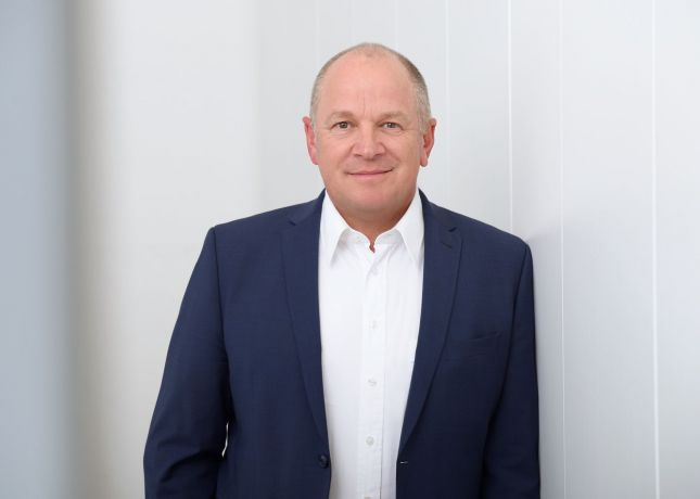 Thomas Ohnhaus, Chief Operating Officer DPD Deutschland.