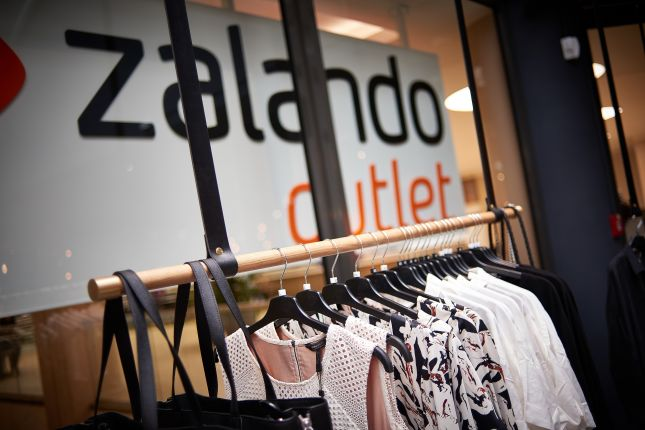 Zalando-Outlet in Köln