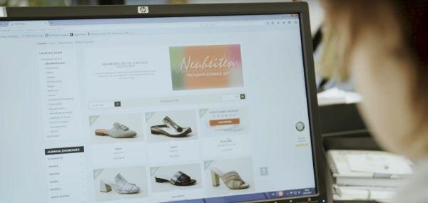 hot sale online 73bd8 a4f20 Player: Wie ein Schuhhaus in kleinen Schritten den Webshop ...