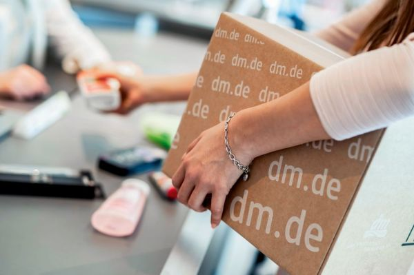 Click&Collect bei dm