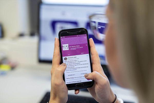 Digitalisierung Wie Smart Dm Drogeriemarkt Inzwischen In Den