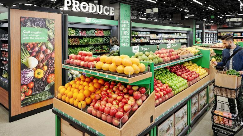 Morning Briefing: Grocery Go - Amazon kann es noch größer, Marken zählen bei Amazon, Black Friday, Merchandising, Walmart