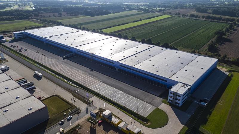 Flächennot: Wo Logistikcenter mit dem Himmel planen