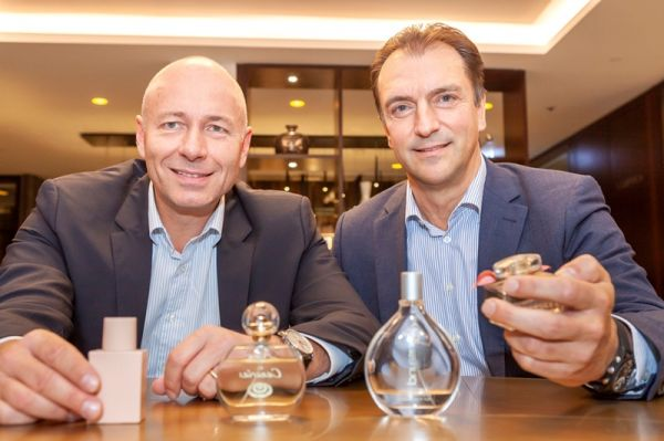 Beauty-Alliance-Manager Haensel und Lorenz: