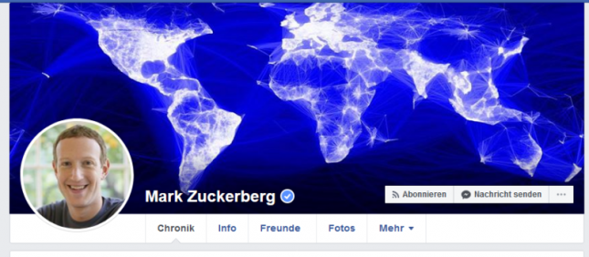 Mister Facebook: Mark Zuckerberg