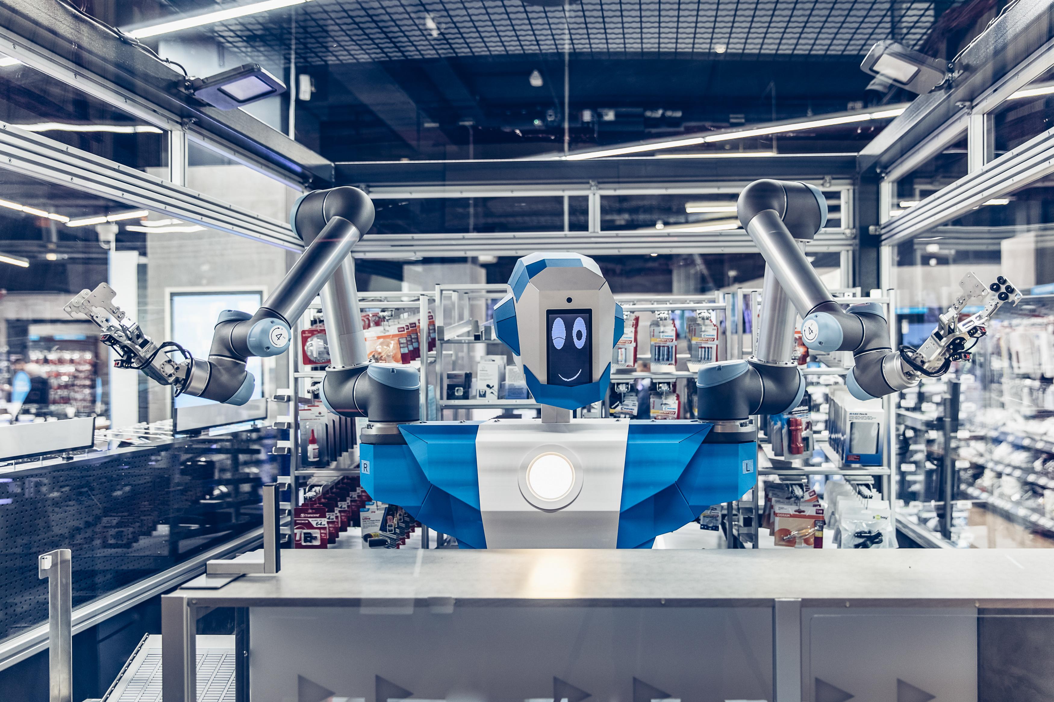 Technologie: Conrad: Kann es der Roboter besser?