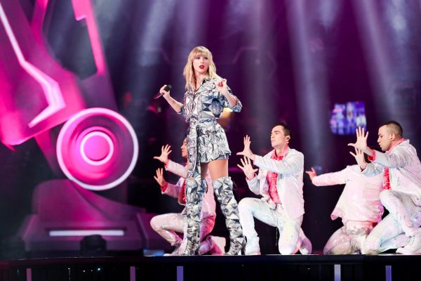 Sang für Alibaba am Singles Day: Taylor Swift